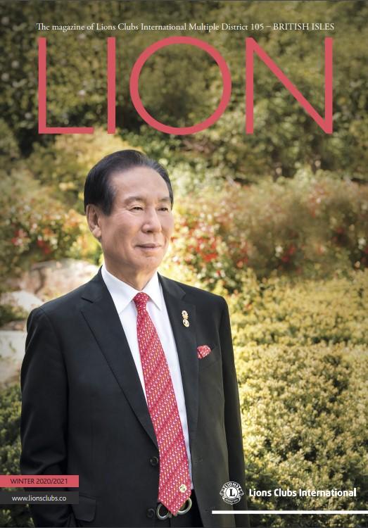 Lions Magazine Winter 2020